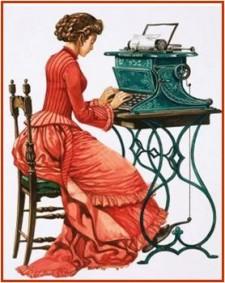 Victorian-Writer